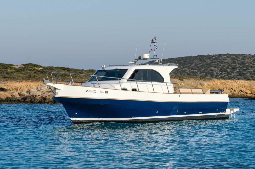 Rent a Boat Paros